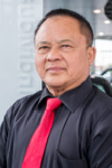 Deddy Hendarna - Shuttle/Parts Driver