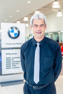 Rick Caine - Parts Manager