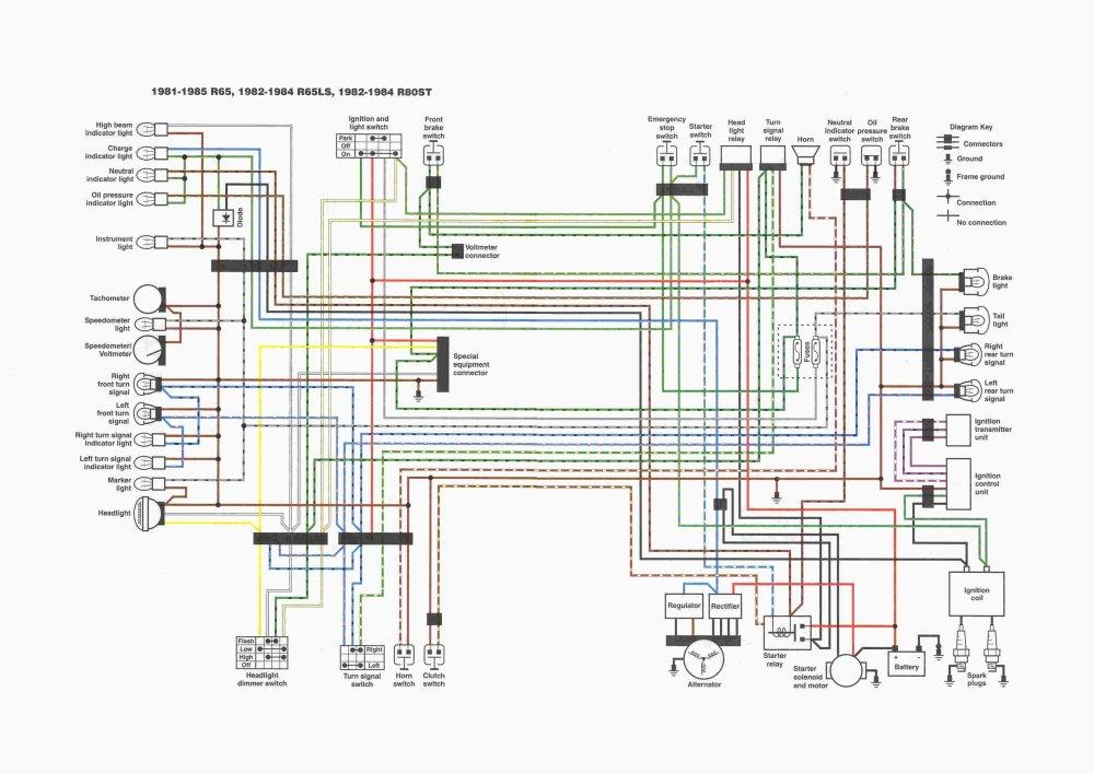 medium resolution of bmw r65 wiring diagram data schematic diagram 1985 bmw r80 wiring diagram