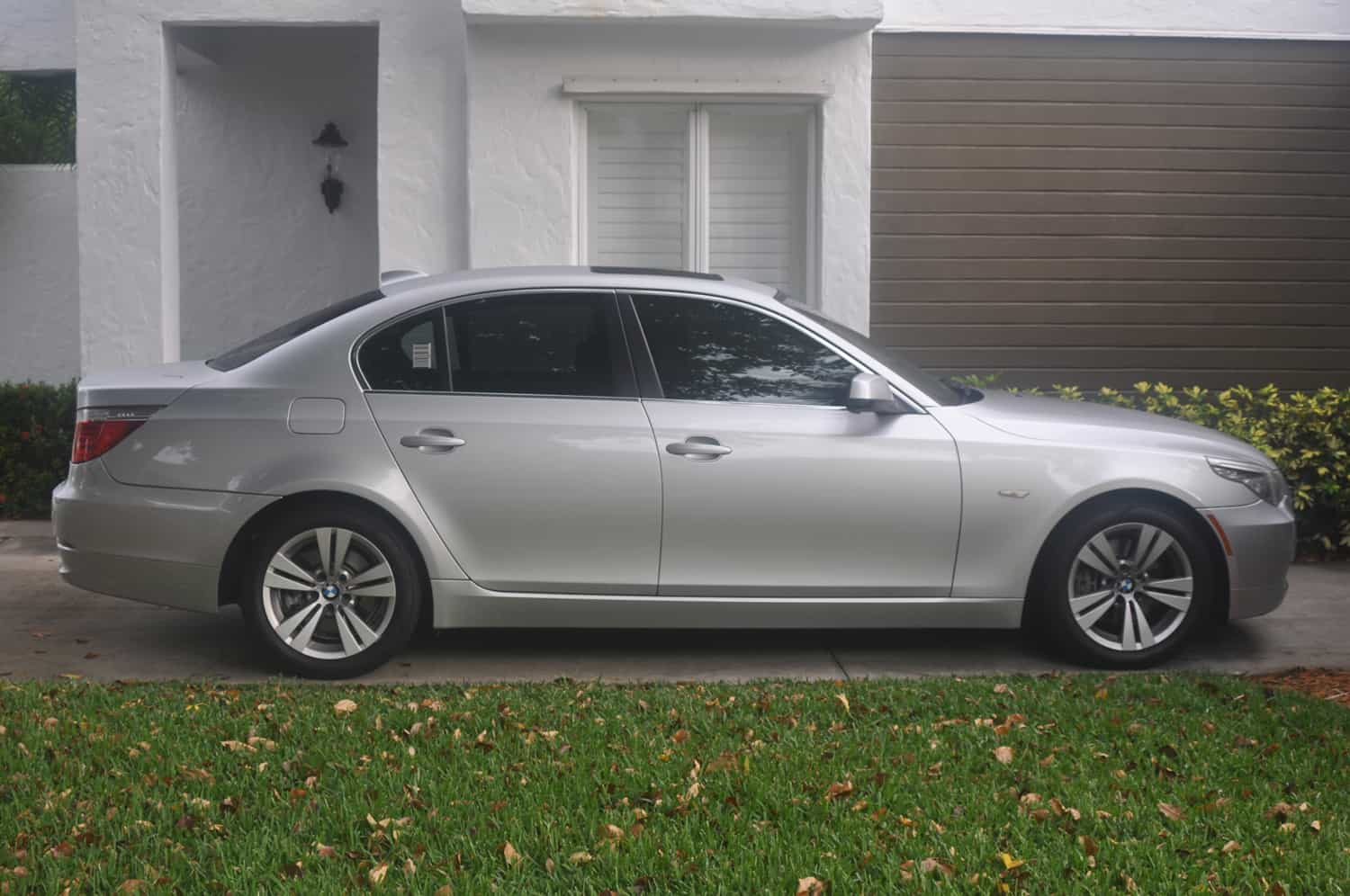 hight resolution of 2010 bmw 528i e60 review