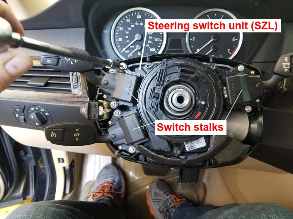 Bmw Steering Angle Sensor Diagram