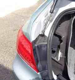 trunk leak tail light leak diagnoses and repair bmw e90 e91 e92 lighting further 2004 bmw x5 belt diagram on e39 tail light wiring [ 1500 x 1125 Pixel ]