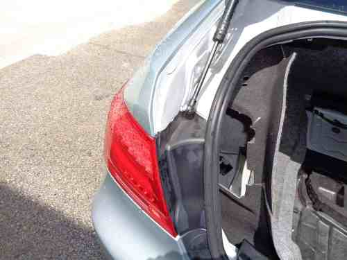small resolution of trunk leak tail light leak diagnoses and repair bmw e90 e91 e92 lighting further 2004 bmw x5 belt diagram on e39 tail light wiring