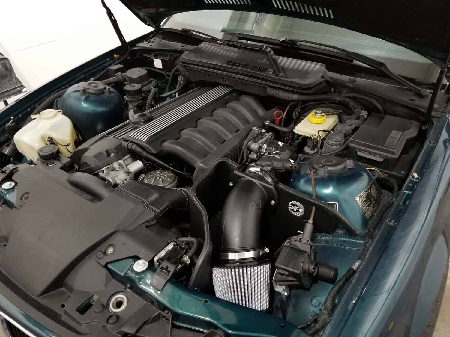 hight resolution of cold air intake bmw e36 m3