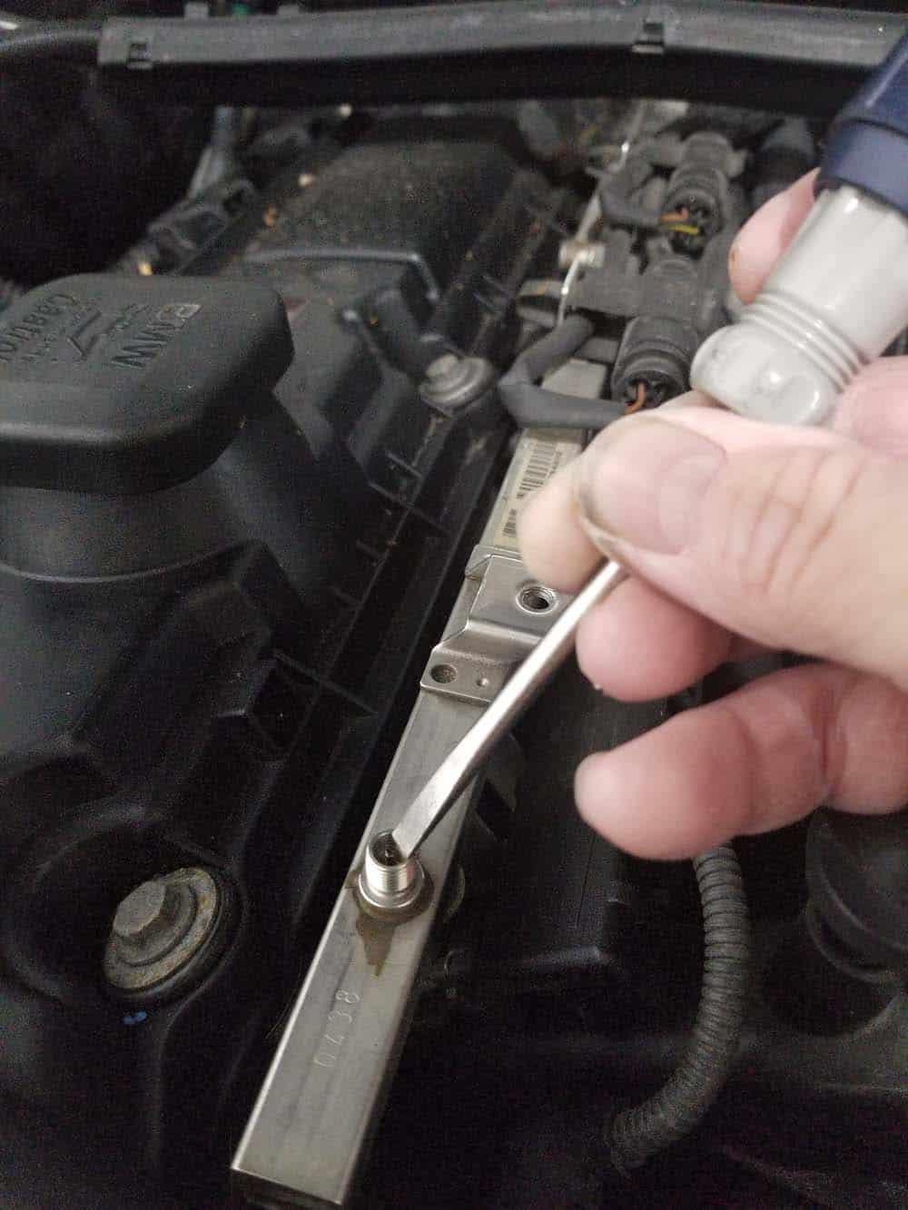hight resolution of  bmw fuel pressure test