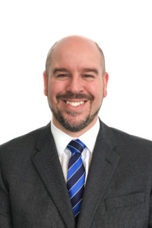 Richard Henry-Jeavons - Financial Services Manager
