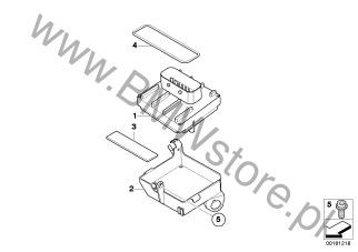 Przyg. mieszanki paliwa i regelacja BMW K15 (G 650 X) G