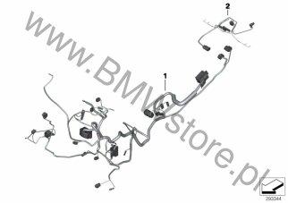 Ogólna elektryka pojazdu BMW R22 (R 850 RT, R 1150 RT, R