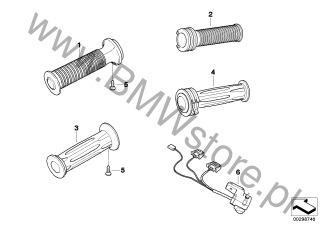 Akcesoria dodatkowe do motocykli BMW 259C (R 850 C, R 1200