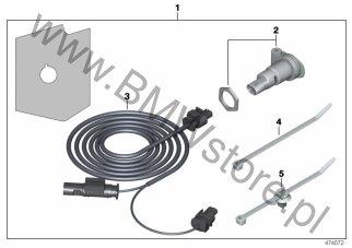 Akcesoria dodatkowe do motocykli BMW K50 (R 1200 GS) R