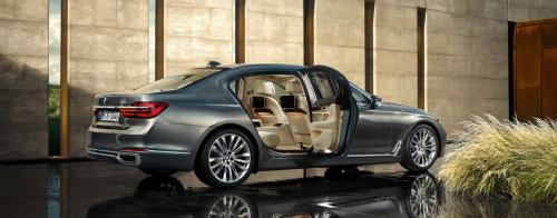 small resolution of under the 7 series s hood standard for the 2017 bmw 7 series 740i