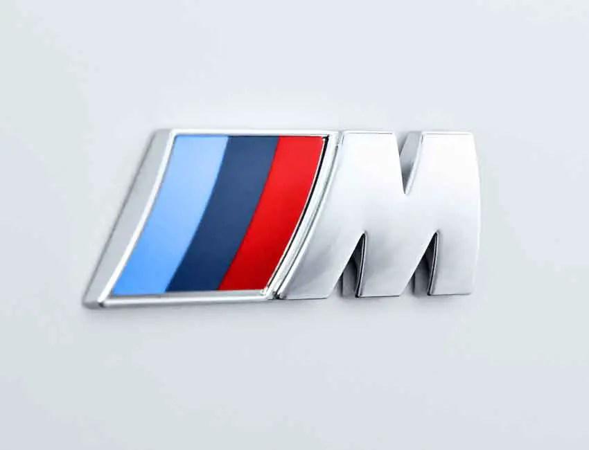 bmw m logo meaning