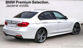BMW 320d xDrive Limousine Model M Sport full