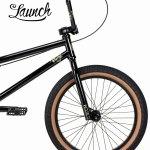 KINK 2015年 LAUNCH 20.25″ / グロスブラック-フレイクブラック