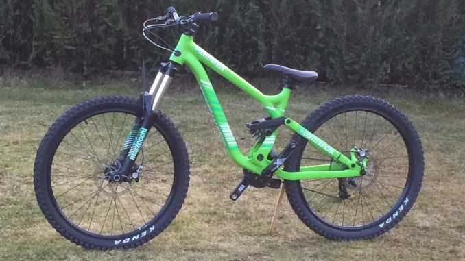 Commencal Supreme JR
