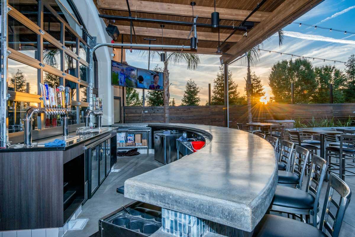 point patio bar bistro bmy construction