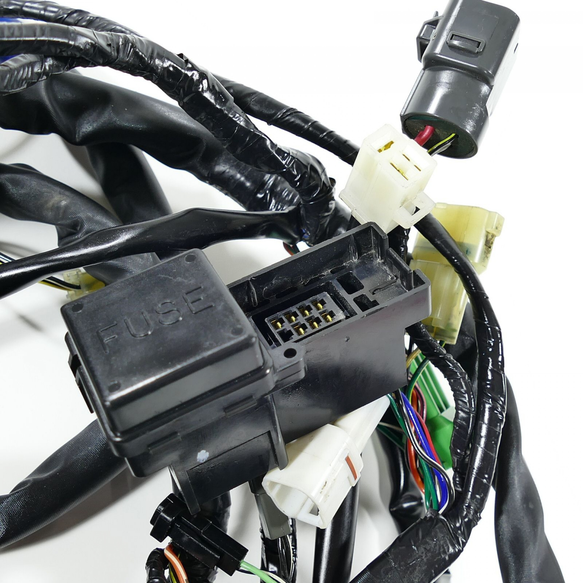 Wiring Harness Motor Wire Loom On 2000 Suzuki Gsxr 750 Wiring Harness