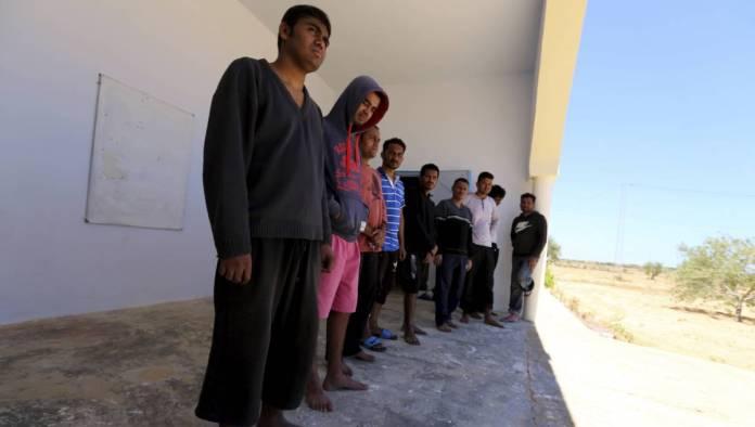 ভূমধ্যসাগরে নৌকাডুবি বেঁচে যাওয়া ১৫ বাংলাদেশি