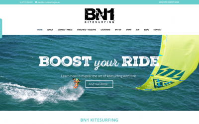 Welcome to BN1's new website