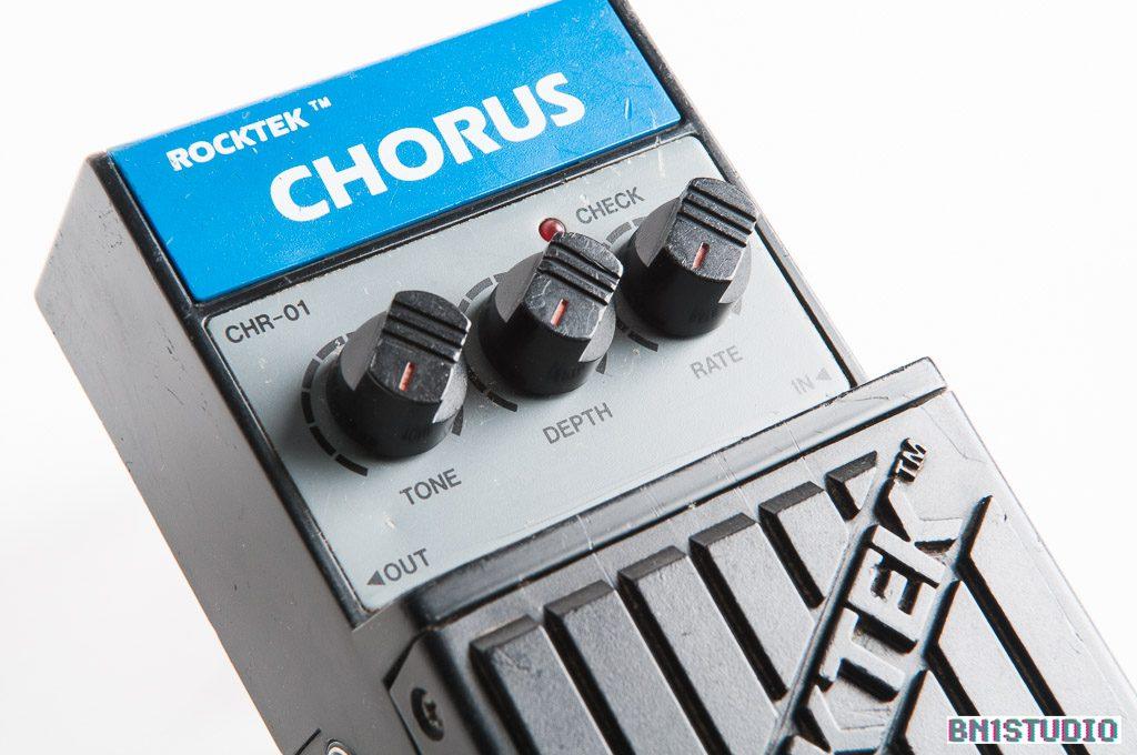 Rocktek CHR-01 Chorus Pedal | BN1studio