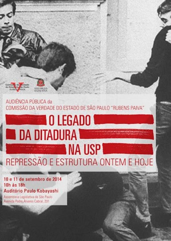 O Legado da ditadura na USP