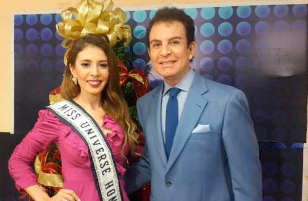 Honduras-candidato-e-esposa