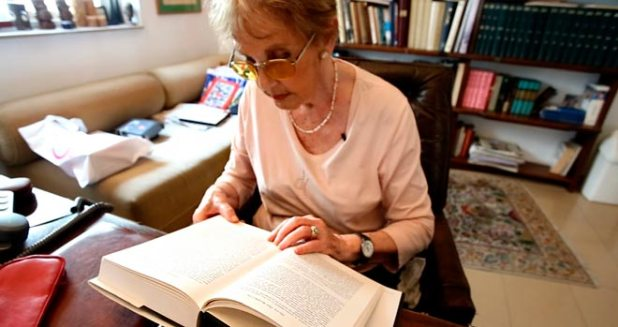 A autora Hadassa Ben-Itto