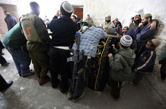 Bomba é descoberta em local sagrado para os judeus