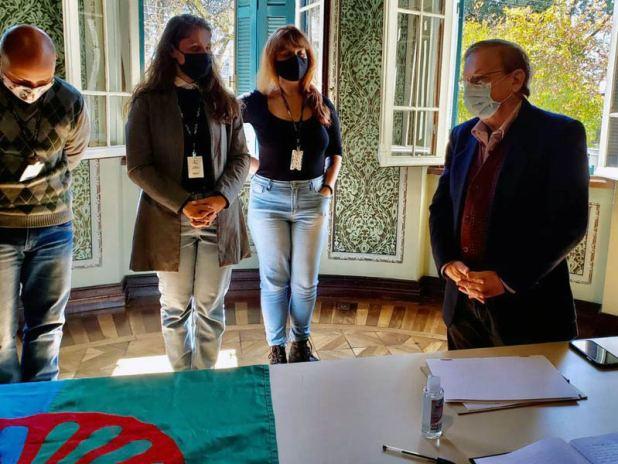 Recordação do Holocausto Cigano em Curitiba
