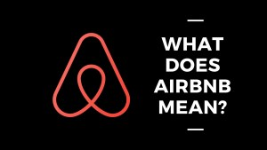 what does Airbnb mean