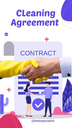 AirBNB Cleaning Contract