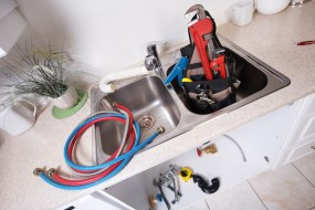 What is the Cost to Replace a Plumbing System in an Old House