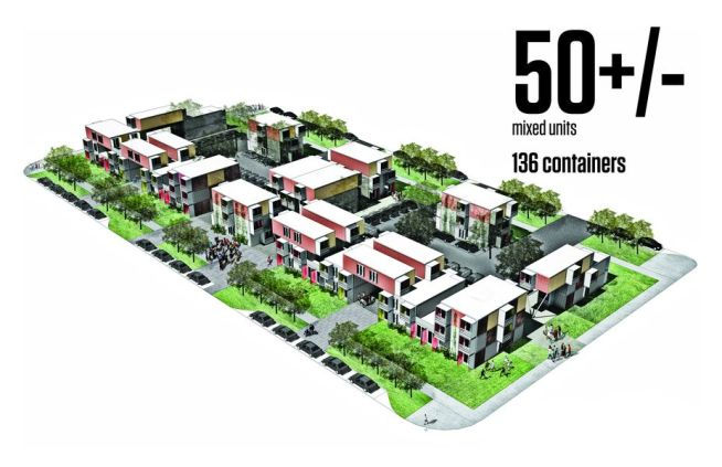 Multifamily Concept (medium density)