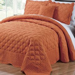100 Polyester Sofa Throws Raymour And Flanigan Luna Microfiber Reviews Quilted Cotton 4 Piece Bedspread Set Bnf Home Inc