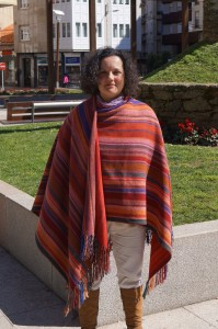 Pilar Sampedro Laranga, concelleira do BNG Ribeira