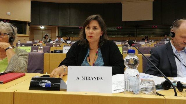Ana Miranda reclama maior control dos fondos europeos con procesos de investigación máis rápidos e claros
