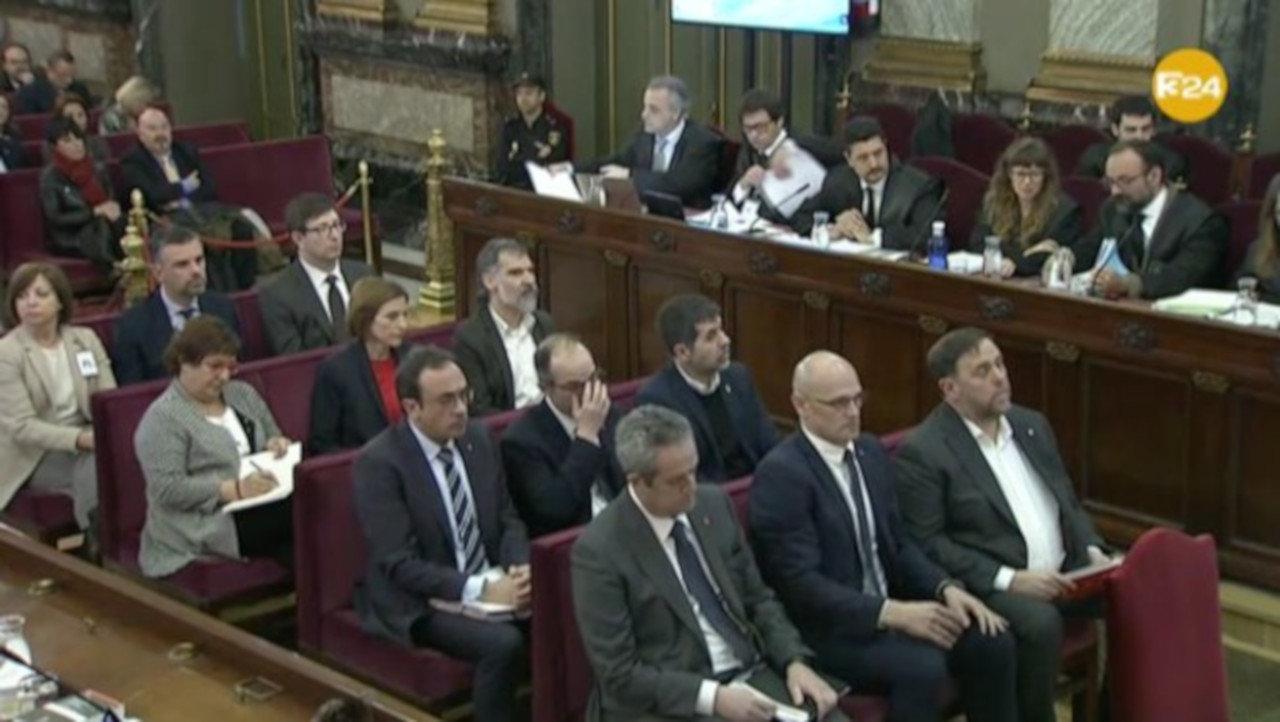 Posición do BNG ante o xuízo no Tribunal Supremo contra as e os presos políticos cataláns