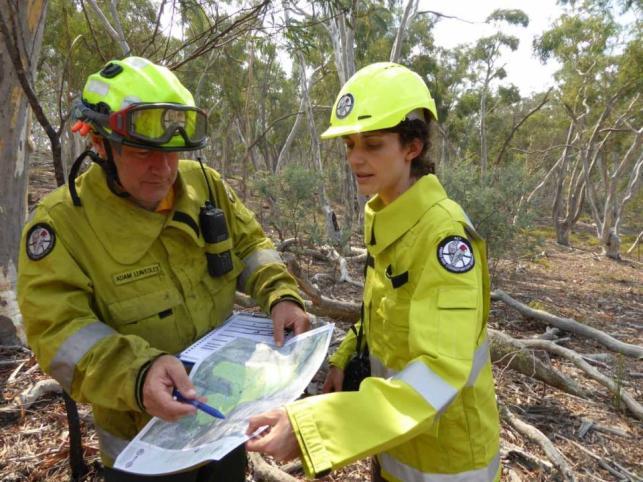 Image result for marta yebra fire