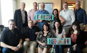Givers Gain License Plate Plaque