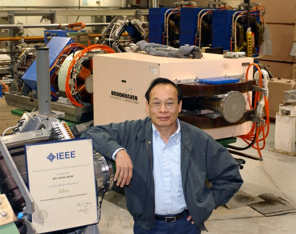 Brookhaven Lab Physicist Wu-tsung Weng Elected Fellow Of