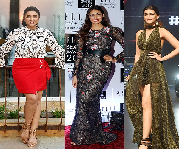 Worst-dressed celebs this week Kriti Sanon, Athiya Shetty and Taapsee Pannu will make you wish they hadn't stepped out