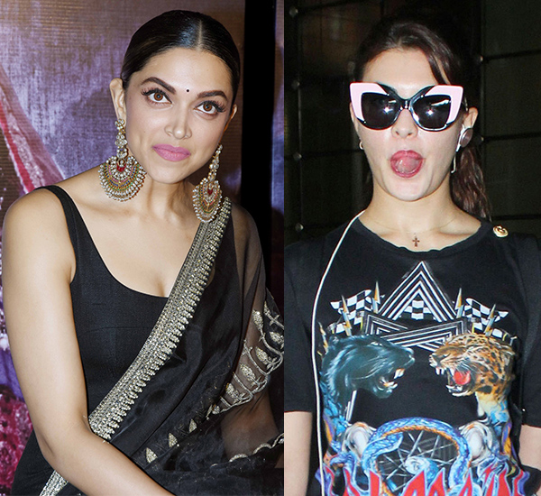 Deepika Padukone, Jacqueline Fernandez, Sonakshi Sinha's AWKWARD pictures will give your Sunday the perfect start