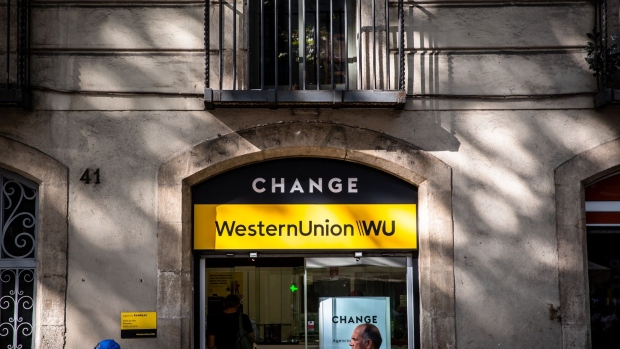 And enter your pin to get cash back when. Western Union to Test Debit, Credit Card Offerings in Bank ...