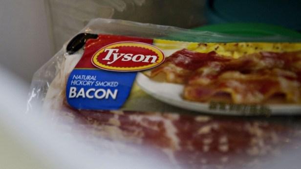 Tyson Foods bacon
