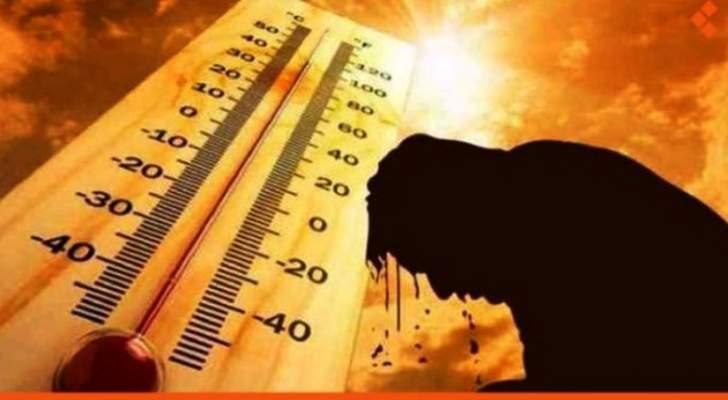 مدينة  تسجل أعلى درجة حرارة اليوم وفي العالم!