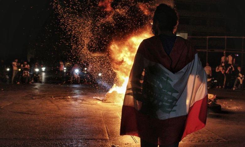 الإحتجاجات تَتَجدّد... إليكم الطرقات المقطوعة!