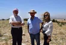 وفد من لابورا زار منطقة البقاع الشمالي للاطلاع على المشاريع الزراعيّة الحديثة