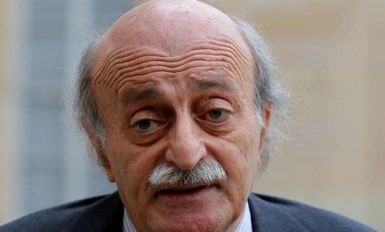 جنبلاط بحث مع سفير تركيا المستجدات وتلقى برقية من ولي عهد الكويت