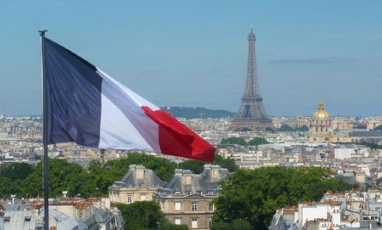 احتراق مركز تطعيم ضد كورونا في فرنسا