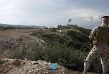 """الجيش يستنكر انتهاك السيادة اللبنانية... """"لممارسة أقصى الضغوط على العدو الإسرائيلي"""""""
